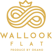 WALLOOK FLAT PRODUCE BY OKANO